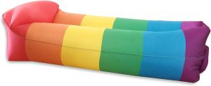 Rainbow Inflatable Air Lounge