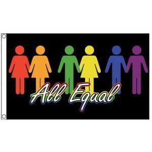 All Equal Flag (3' X 5')