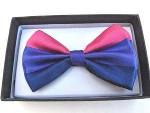 Bisexual Adjustable Bow Tie