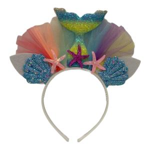 Sparkly Mermaid Headband