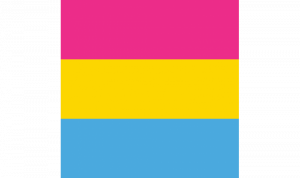 Pansexual Flag Bandana