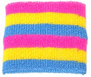 Pansexual Wristbands