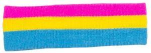 Pansexual Sweatband