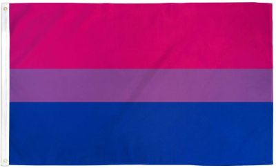 Bisexual Flag (3' X 5')