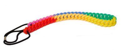 Rainbow Chain Design Headband