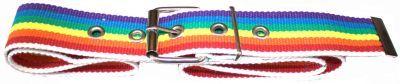 Rainbow Boho Belt