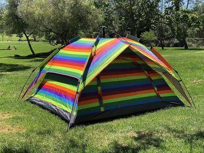 Rainbow Camping Tent